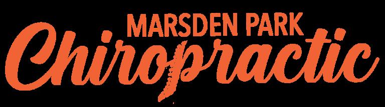 marsden park chiropractic logo orange